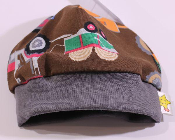 Jersey-Mütze Trecker 36-38
