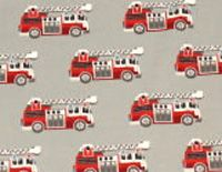Langarmbody Feuerwehrauto