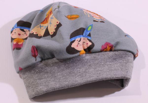 Jersey-Mütze Indianer 36-38