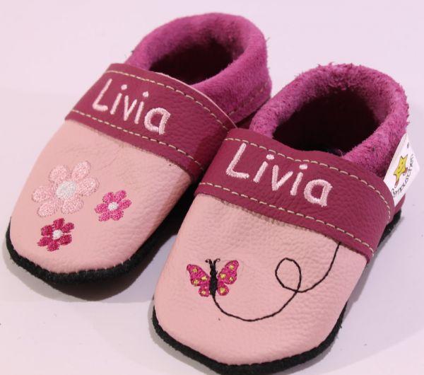 Größe 17 mit Livia