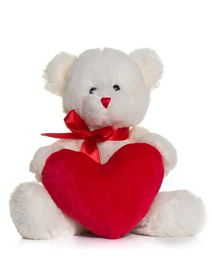 Bär mit Herz