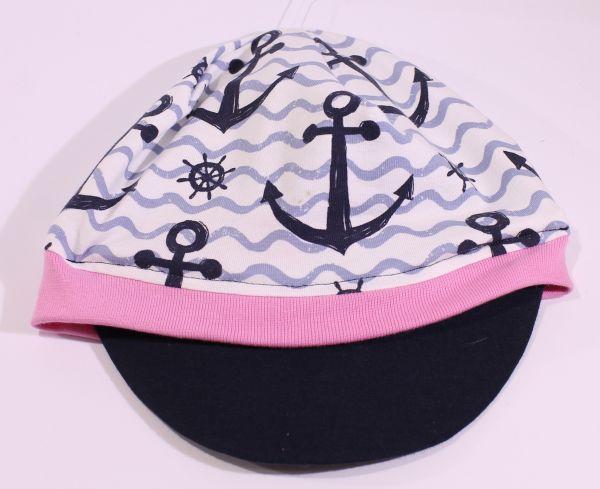 Jersey-Schirmmütze Ahoi 47-49