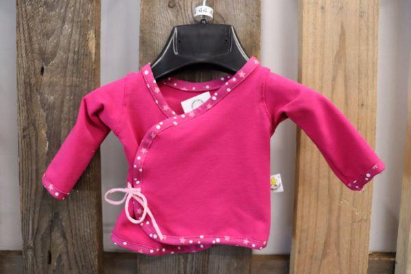 Frühchen Shirt/Jacke Gr.44 Jersey