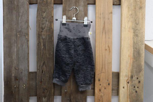 Kinderhose Gr. 62 Strickfleece
