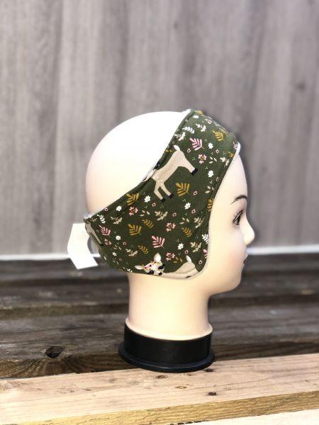Stirnband Reh