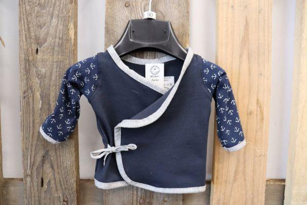 Frühchen Shirt/Jacke Gr.50 Jersey