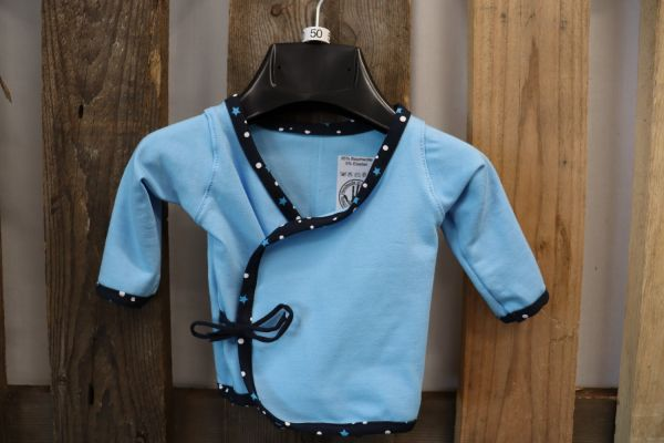 Frühchen Shirt/Jacke Gr.50 Jersey-