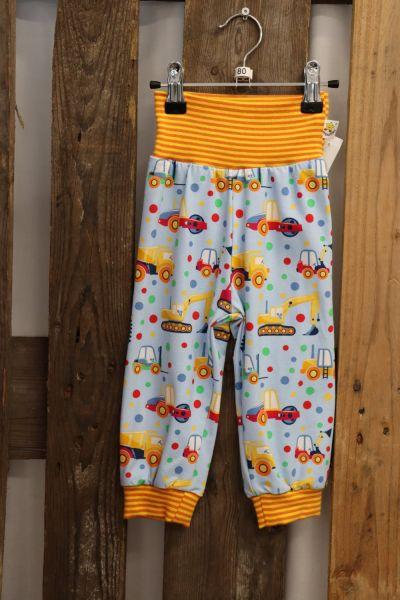 Kinderhose Gr. 80 Jersey