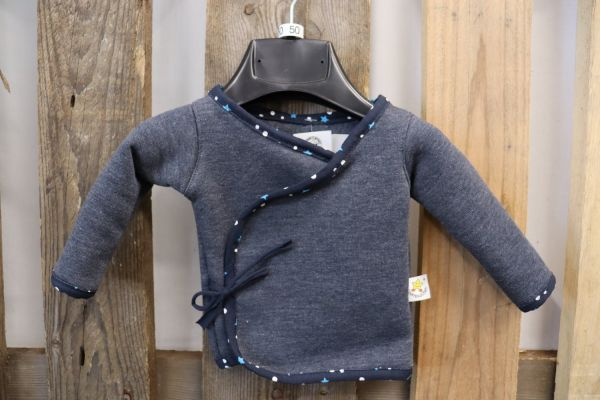 Frühchen Shirt/Jacke Gr.50 Sweat-